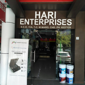 Hari Enterprises - Chandigarh - Paint Supplier