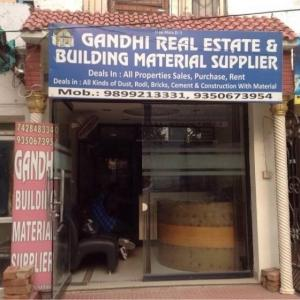 Gandhi Real Estate And Building Material Supplier - Faridabad - Building Material Supplier