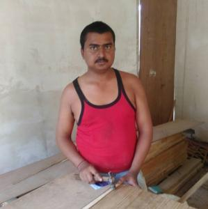 Chandan Kumar - Chandigarh - Carpenter