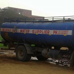 Surajpal water supplier - Gurugram - Building Material Supplier
