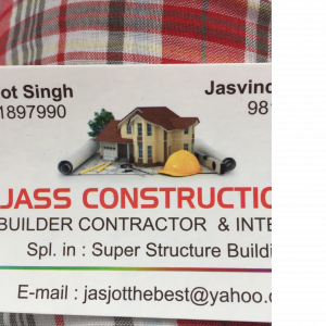 Jass construction - New Delhi - Builder