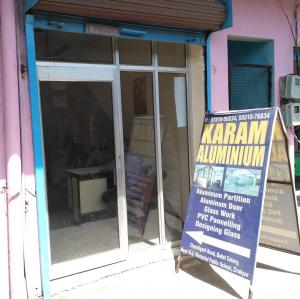 Karam Aluminium - Zirakpur - Glass Supplier