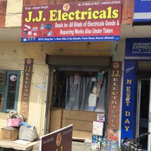 J J Electricals - Kharar - Electrical Supplier