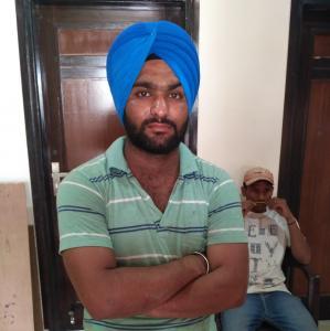 Manjeet Singh - Mohali - Contractor