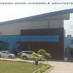 Design Decor Interiors  Architects Suthar  Associates - Ambala - Architect