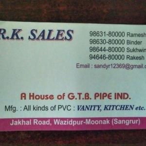 R.K. Sales - Sangrur - Sanitary Supplier