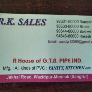 R.K. Sales - Sangrur - Sanitary Supplier