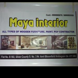 Maya Interior - Pune - Contractor