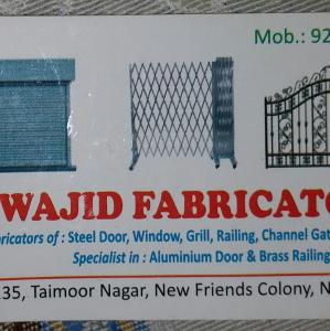 Wajid Ali - New Delhi - Contractor
