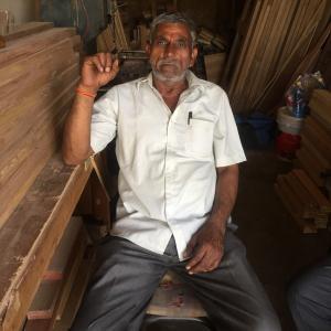 Satan Sharma - Chandigarh - Carpenter