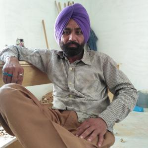 Ranjit Singh - Fatehgarh Sahib - Carpenter