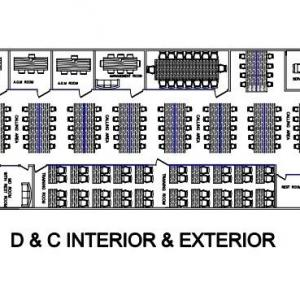 D and C Interior and Exterior Design - Delhi - Contractor