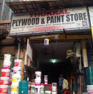 Thukral Plywood And Paint Store - Delhi - Plywood Supplier