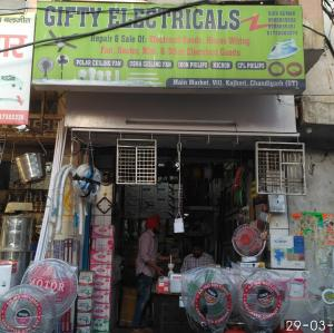 Gifty Electricals - Chandigarh - Electrical Supplier