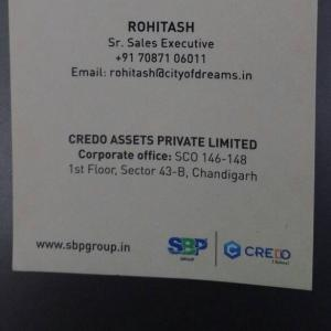 SBP Group - Mohali - Builder