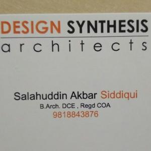 Design Synthesis Architects - New delhi - Architect