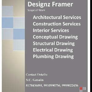 Designzframer - Gurgaon - Architect