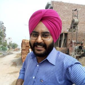 Gagandeep Singh - Mohali - Contractor