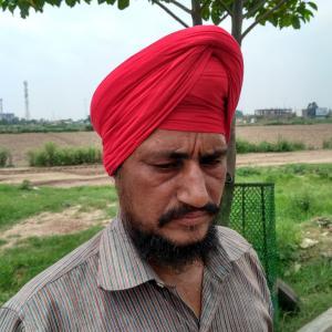 Tarlochan Singh - Chandigarh - Mistri