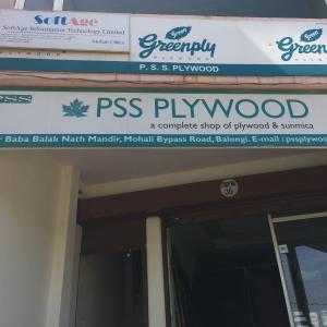 PSS Plywood - Mohali - Plywood Supplier