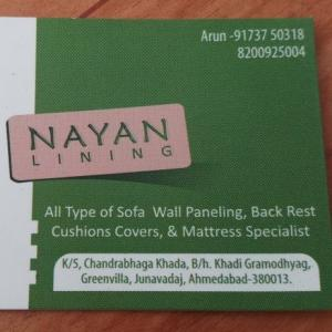 Nayan Lining - Ahmedabad - Carpenter