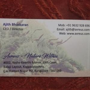 Avreus Aquascaping - Bangalore - Architect
