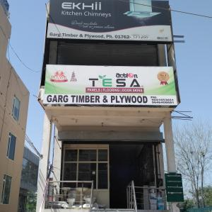 Garg Timber And Plywood - Zirakpur - Wood Supplier