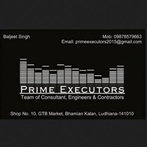 Prime Executors - Ludhiana - Contractor