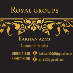 Royal groups of construction - Azamgarh - Contractor